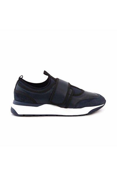 Deri Cirt Bantli Erkek Spor & Sneaker A2500-12