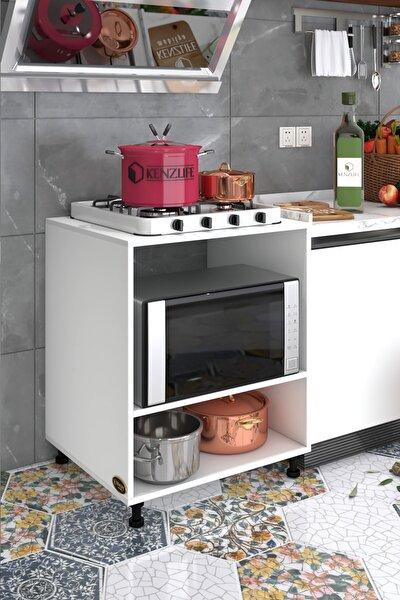 Ocak Dolabı Nermin Byz 85*70*60 Xlarge Hazır Mutfak Klasik Setüstü Ocak Için Sabit Tabla