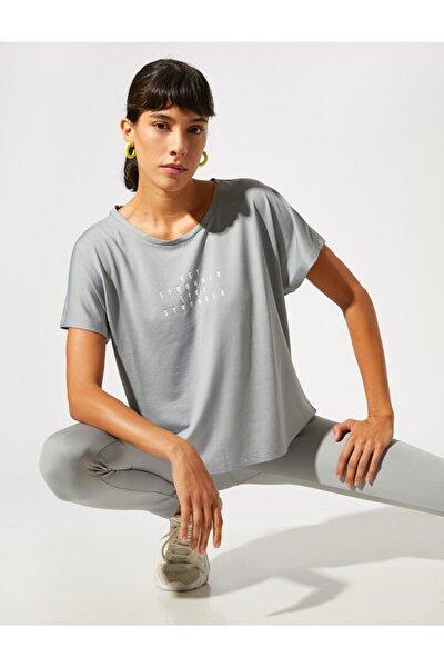 Oversize Spor Tişört