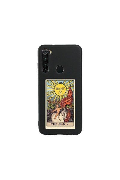 Xiaomi Redmi Note 8 Uyumlu The Sun Desenli Telefon Kılıfı