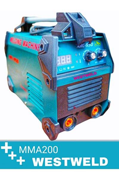 Westweld Mma200 Pro Max Kaynak Makinesi Inverter
