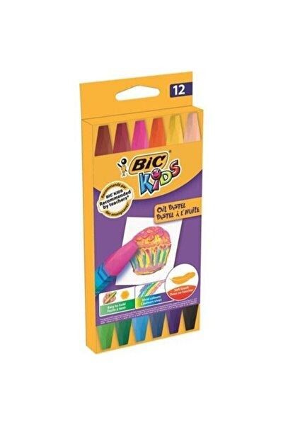 Kids Oil Pastel 12 Li 07.14.029.022