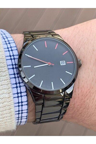 Unisex Premium Yeni Sezon Takvimli Saat