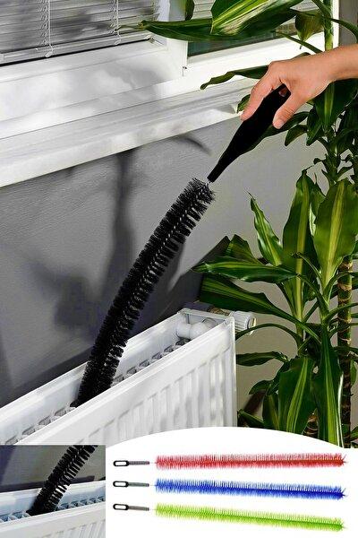 Çok Amaçlı Kalorifer Peteği Temizleme Fırçası Pratik Temizlik Fırçası