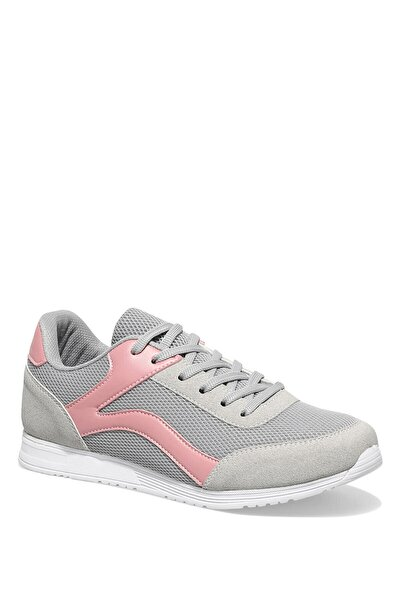 Adenina 1fx Gri Kadın Sneaker