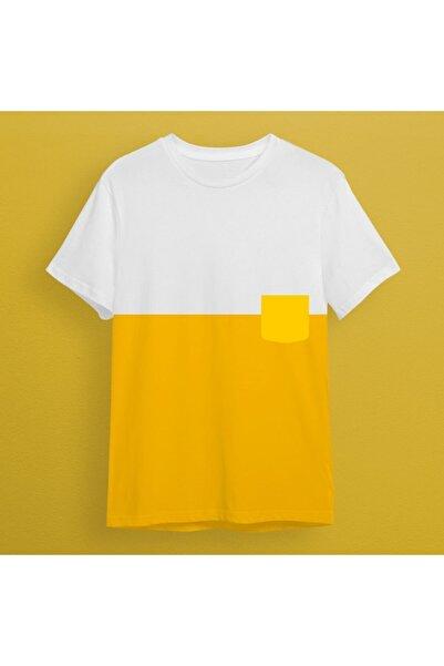 Cepli Sarı Tshirt