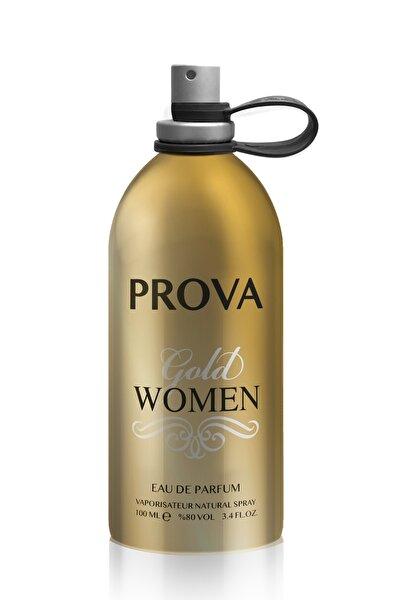 Gold Women Edp 100 ml Kadın Parfümü 8696601071321