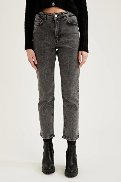 Mary Straight Fit Jean Pantolon