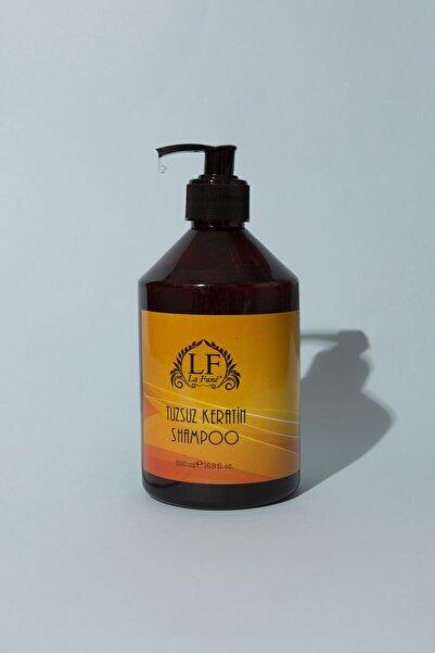 Tuzsuz Keratin Şampuan 500 ml