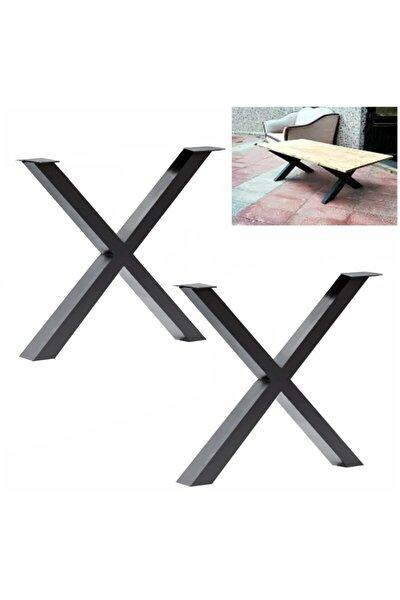 Metal Sehpa Ayağı Küçük Masa Ayağı 5083