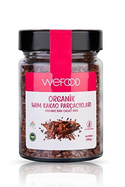 Organik Ham Kakao Parçacıkları 150 gr