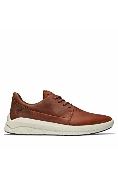 Bradstreet Ultra Trainer Kahverengi Erkek Spor Ayakkabı Sneaker Hakiki Deri