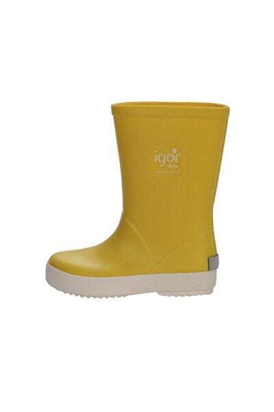 Splash Nautico Yağmur Çizmesi - Sarı