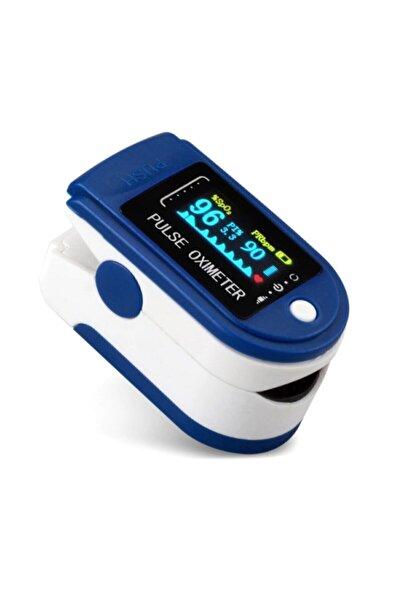 Parmak Tipi Oksimetre Kan Oksijen Nabız Ölçer Oximeter