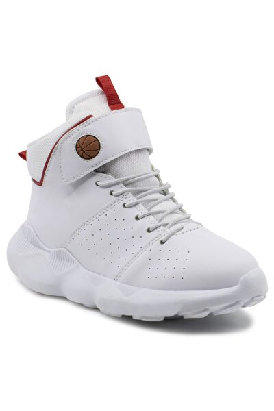Unisex Çocuk Basketbol Spor Ayakkabı