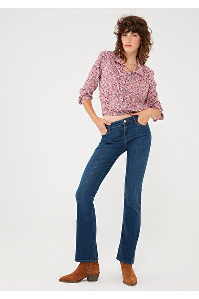 Kadın Molly Gold  Jean Pantolon 1013633700