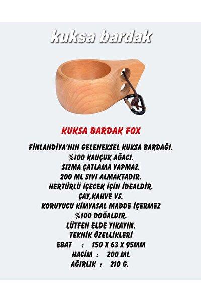 Fox Kuksa Bardak