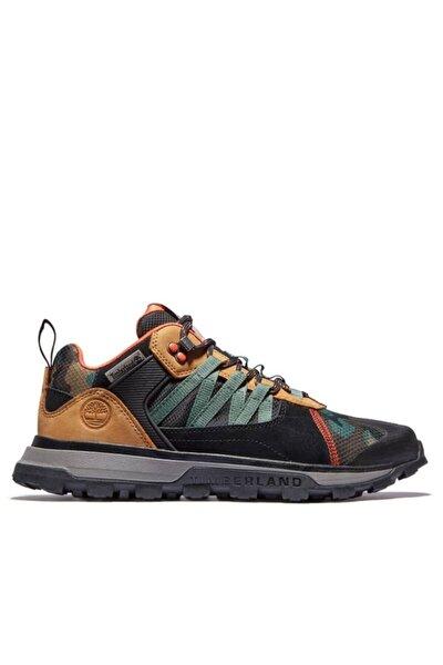 Treeline Str Low Erkek Ayakkabı - Nubuk Ve Camo Buğday Sneaker