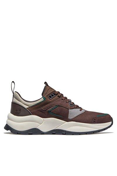 Erkek Tree Racer Deri Spor Ayakkabı Sneaker