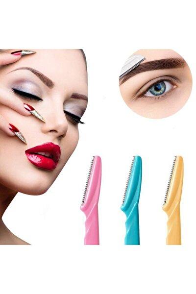 Yüz Jileti Ve Kaş Usturası Kadın Jileti Epilasyon 3'lü
