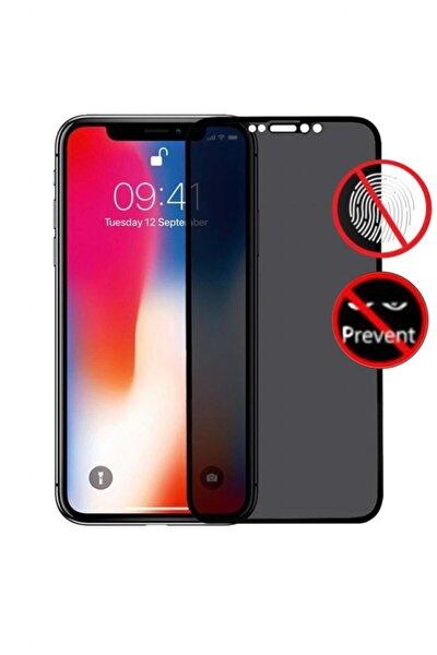 Iphone X , Xs Mat Hayalet Gizli Tam Kaplayan Kırılmaz Cam Seramik Görünmez Ekran Koruyucu Jelatin