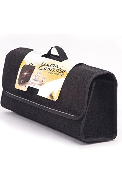 Dercozi Reflekte Şeritli Araç Bagaj Düzenleyici Sıvı Sızdırmaz Organizer Çanta