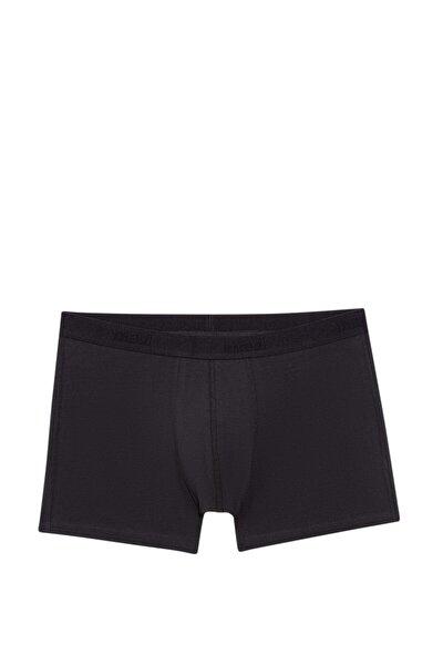 Siyah Basic Boxer 092121-900