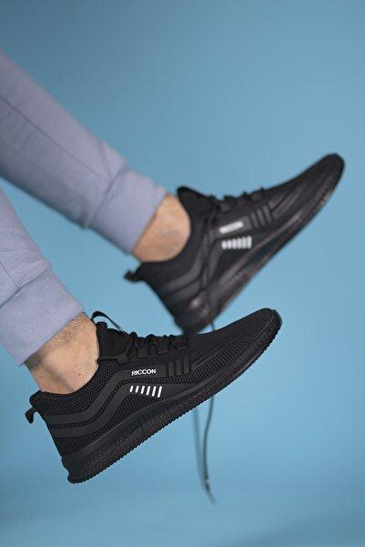 Siyah Siyah Unisex Sneaker 00125023