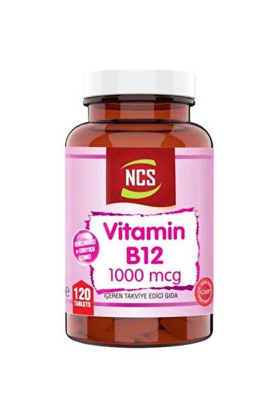 Vitamin B12 ( Metilkobalamin ) 1000 Mcg 120 Tablet