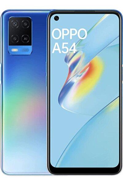 A54 128GB Mavi Cep Telefonu (Oppo Türkiye Garantili)