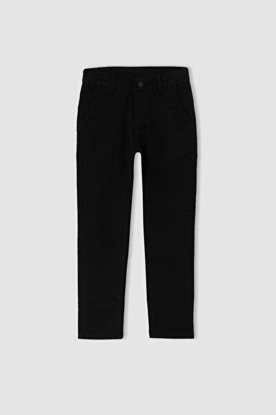 Erkek Çocuk Regular Fit Dokuma Chino Pantolon W2653A621WN