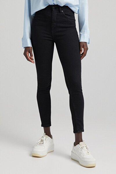 Süper Yüksek Bel Jean