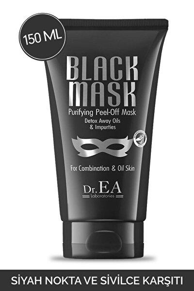 Soyulabilir Siyah Maske - Siyah Nokta ve Sivilce Karşıtı 150ML