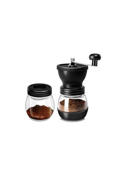 Coffe Grinder Seramik Cam Kahve Öğütücü