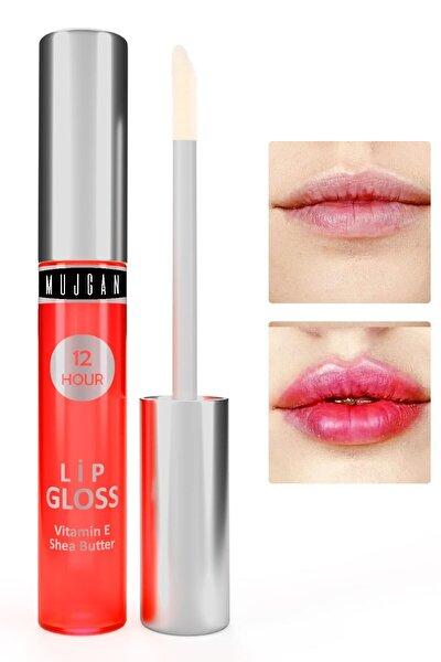 Dudak Bakım Nemlendiricisi Lip Glos Vitamin E Pembe Ambalaj 4 ml