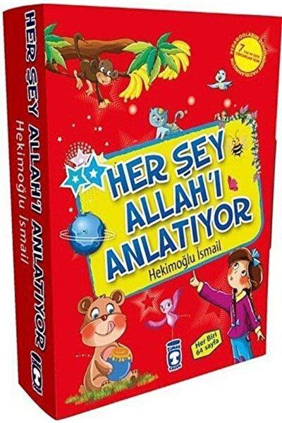 Her Şey Allah'ı Anlatıyor (10 Kitap Takım) - Hekimoğlu Ismail - - Ilk Çocukluk