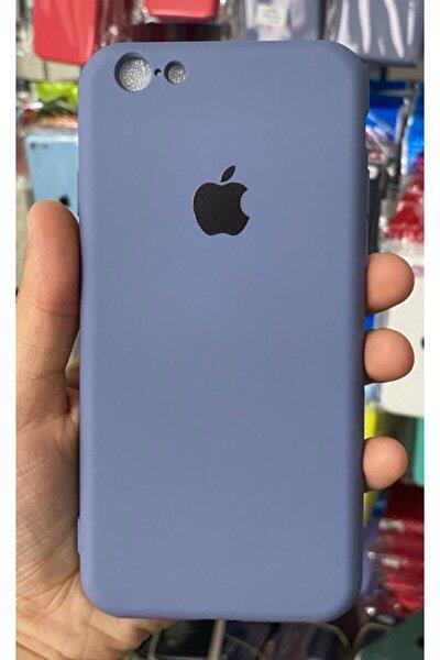 Iphone6 / 6s Uyumlu Logolu Antrasit Lansman Içi Kadife Aa Kalite