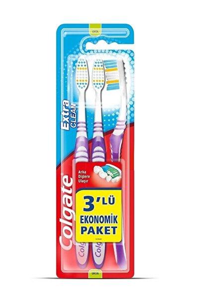 Diş Fırçası Extra Clean 2+1 Adet