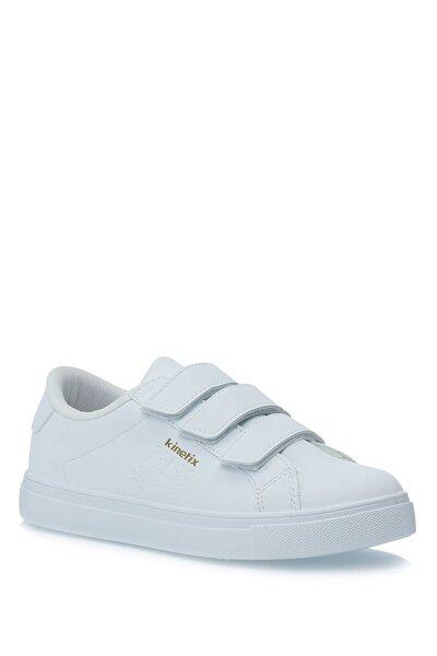Cayde 1pr Beyaz Kadın Havuz Taban Sneaker
