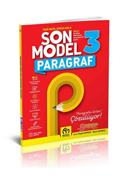 3.sınıf Son Model Paragraf Soru Bankası