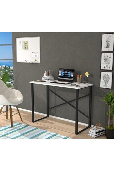 Zeus Bilgisayar,  Laptop & Tablet  Çalışma Masası - Beyaz