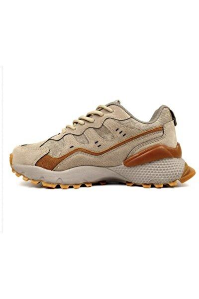 25760 Kadın Spor Ayakkabısı Bej