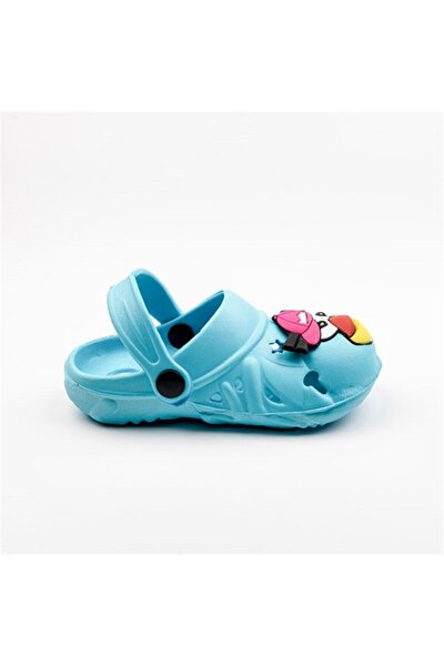 Çocuk Mavi Sandalet