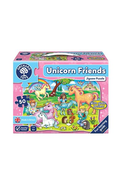 Unicorn Friends Puzzle (291) 4 Yaş+