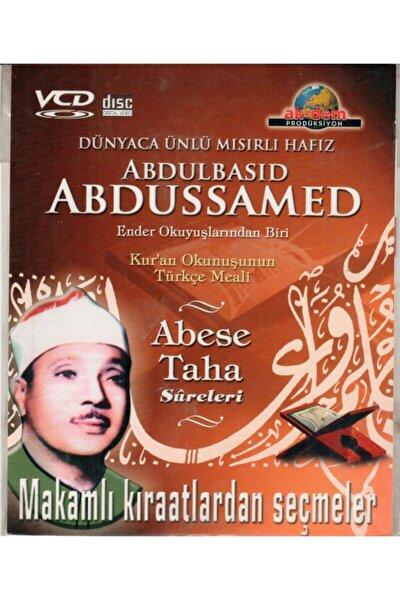 Abdussamed, Abese Taha Sureleri, 1 Vcd