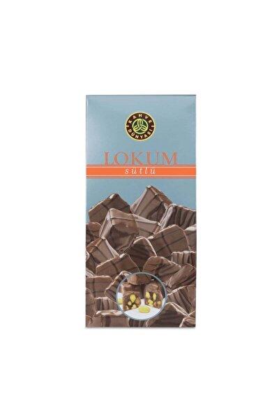 Sütlü Çikolata Kaplı Lokum 250gr