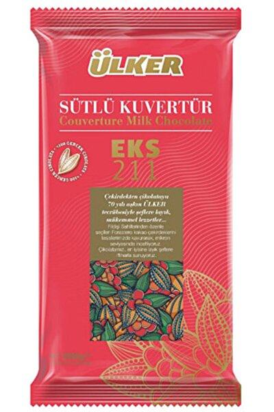 Sütlü Kuvertür Çikolata Eks. 211 2500 G