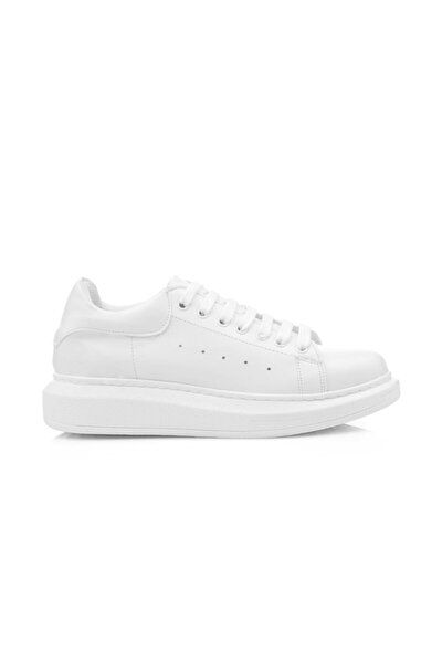 Kadın  Queen Soft Beyaz Sneaker