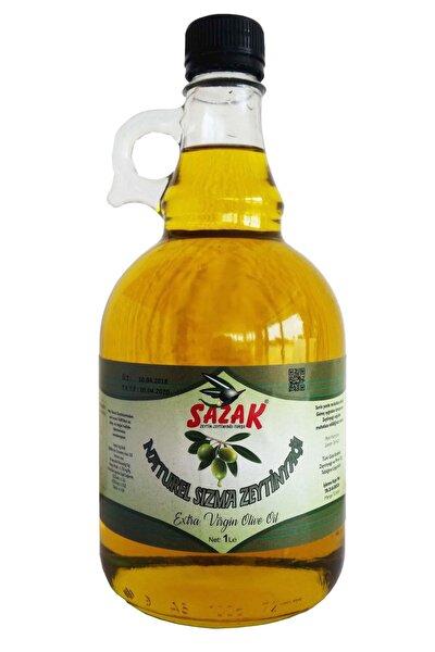 Naturel Sızma Zeytinyağı 1 Lt. (gallone Şişe)