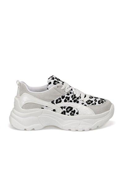 LOREDANA Gri Kadın Fashion Sneaker 100662967